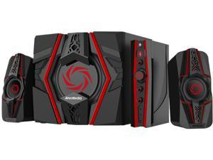 AVerMedia GS315-DM 77W 2.1 Gaming Speakers