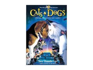 Cats & Dogs (DVD / WS / ENG / SPAN / FREN)-NLA