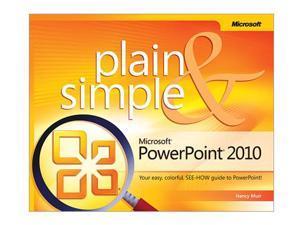 PowerPoint 2010 Plain & Simple