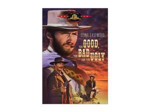 The Good, the Bad and the Ugly (DVD / WS&DL / FR-SP SUB / O-RING)-NLA