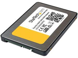 STARTECH.COM 25S22M2NGFFR DUAL M.2 NGFF SSD TO 2.5IN SATA