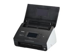 Brother ImageCenter ADS-2500W 30 bit int. / 24 bit ext. (color) Dual CIS 600 x 600 dpi Duplex High-Speed Network Desktop Scanner
