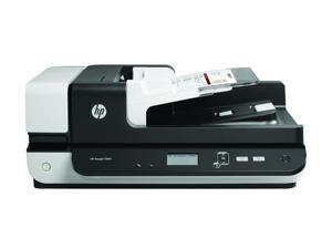HP Scanjet Enterprise 7500 L2725A#BGJ USB 2.0 Interface Flatbed Scanner