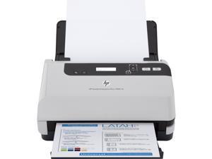 HP Scanjet Enterprise Flow 7000 s2 (L2730B#201) Up to 600 x 600 dpi USB Sheetfed Document Scanner – Government model