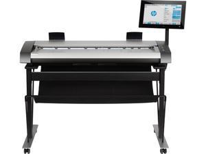 HP Designjet HD Pro Scanner (G6H51A) 9600 dpi USB Color Document Scanner