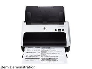 HP L2737A#B19 48 bit CIS 600 x 600 dpi Sheet Fed Document Scanner
