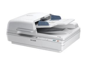 Epson WorkForce DS-6500 Flatbed Color Document Scanner (B11B205221)
