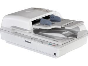 EPSON WorkForce DS-7500 (B11B205321) 48 bit CCD Flatbed: 1200 dpi