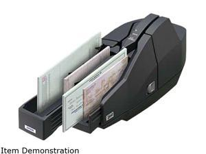 Epson CaptureOne TM-S1000 Single-Feed Desktop Check Scanner without Ranger - Dark Gray A41A266511