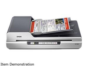 EPSON GT-1500 B11B190011-N 48 bit CCD 4800 dpi Sheet Fed Scanner