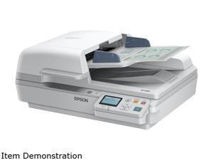 EPSON WorkForce DS-6500N (B11B205231BU) Duplex 1200 x 1200 dpi USB Document Scanner