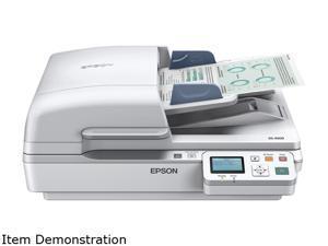 EPSON WorkForce DS-6500 (B11B205231BY) Duplex 1200 x 1200 dpi USB Document Scanner