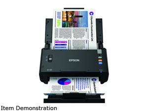 EPSON WorkForce DS-520N (B11B234401BU) Duplex 600 x 600 dpi USB Color Document Scanner