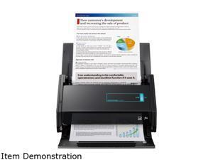Fujitsu ScanSnap iX500 CIS 600 x 600 dpi Duplex Desktop Scanner