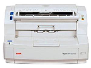 Kodak Truper 3610 (1055755) 24 bit CCD 600 dpi Duplex Rotary Scanner