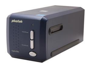 Plustek OpticFilm 8100 35mm Film and Slide Scanner with LaserSoft SilverFast SE Plus 8 Software
