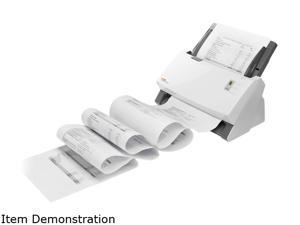 Plustek SmartOffice PS456U (783064425667) CCD 600 x 600 dpi Duplex Document Scanner