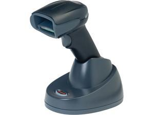 Honeywell 1902GSR-2USB-5 Xenon 1902 Handheld Bar Code Reader with Charge & Communication Base and Cable (Black)