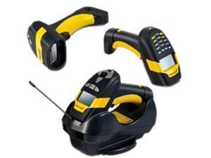 Datalogic PM8300-910K1 PowerScan PM8300 Cordless Laser Scanner USB Kit with Base