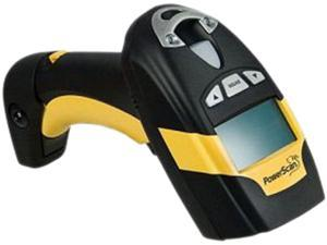 Datalogic PM8300-DAR910RB PowerScan PM8300, Handheld Cordless Laser Barcode Scanner (with Display/3-key, 910 MHz, Auto Range Laser with Removable Battery)