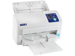 XEROX DocuMate 5445 24 bit CIS 300/600 dpi (Switchable) Duplex Document Scanner