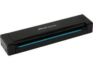 I.R.I.S. IRIScan Executive 4 (458738) Duplex 600 dpi Color Mobile Scanner