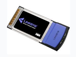 LINKSYS WPC300N Wireless-N Notebook Adapter