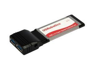 USRobotics USR8401 USB ExpressCard