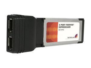StarTech EC13942 IEEE 1394 ExpressCard