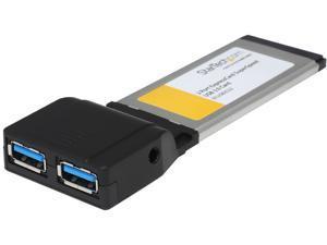 StarTech ECUSB3S22 USB ExpressCard