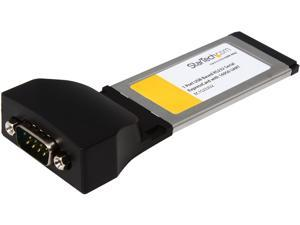 StarTech EC1S232U2 Serial Ports ExpressCard