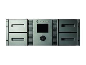 HP BL543B Black 144TB LTO-5 Ultrium 3000 Tape Library