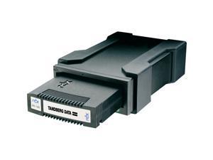 Tandberg 8628-RDX Black External drive kit with 160 GB Cartridge