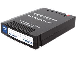 Tandberg RDX QuikStor 8723-RDX Internal USB 3.0 Interface Hard Drive Cartridge