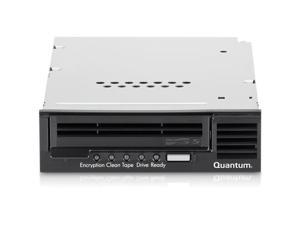 Quantum TC-L52AN-BR Black 3TB Internal 6Gb/s SAS Interface LTO Ultrium 5 Half Height Tape Drive (Bare Drive)