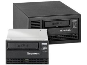Quantum TC-L53CN-AR Black 3TB 1U Rackmount 6Gb/s SAS Interface LTO Ultrium 5 Half Height Tape Drive