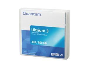 Quantum MR-L3MQN-01-20PK Blue 800GB LTO Ultrium 3 Tape Cartridge