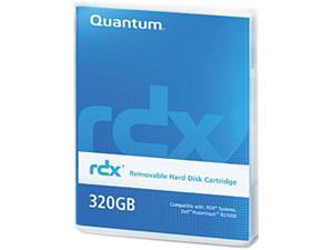 Quantum MR032-A01A External USB 2.0 / eSATA Interface RDX Cartridge Hard Drive