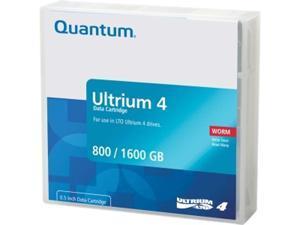 Quantum MR-L4MQN-02 800/1600GB LTO Ultrium 4 WORM Tape Media 1 Pack
