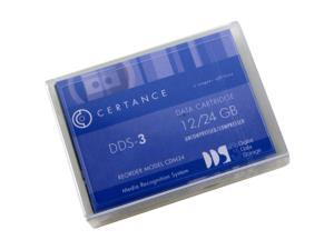 Quantum CDM24 12/24GB DDS-3 Tape Media 1 Pack