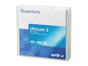 Quantum MR-L3MQN-05 400/800GB LTO Ultrium 3 Data Cartridge 5 Packs