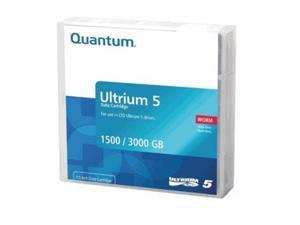 Quantum MR-L5MQN-02 1.5/3.0TB LTO Ultrium 5 Data Cartridge 1 Pack