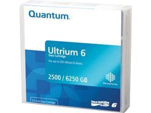 Quantum MR-L6MQN-BC LTO Ultrium 6 Data Cartridge