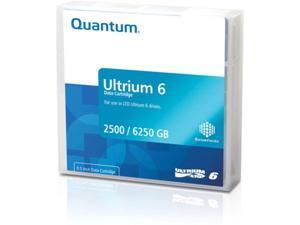 Quantum LTO6 WORM DATA CARTRIDGE 2.5 / 6.25 TB (MR-L6MQN-02)