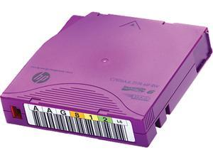 HP LTO-6 Ultrium 6.25TB MP RW Non Custom Labeled Data Cartridge 20 Pack (C7976AN)