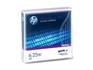 HP LTO-6 Ultrium 6.25TB MP RW Data Cartridge (C7976A)