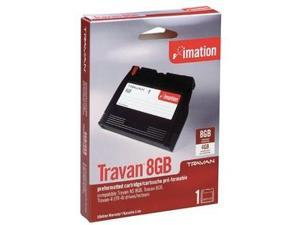 imation 46214 4/8G Travan Tape Media 1 Pack