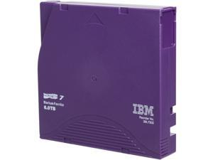 IBM 38L7302 LTO Ultrium 7 Data Cartridge, 6TB