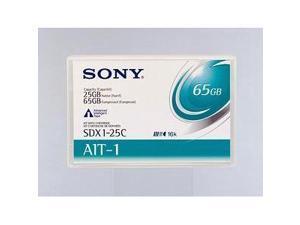 SONY SDX125C//AWW 25/65GB AIT1 Tape Media 1 Pack