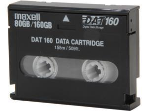 maxell 230010 80/160GB DAT 160 Data Media 1 Pack